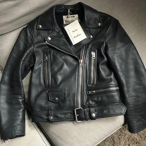 8c8ac734b Women Acne Studios Leather Jacket on Poshmark